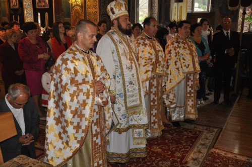 Liturghie Arhiereasca la Simleu Silvaniei 4