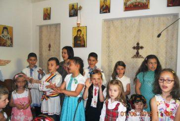 """""""Copii pentru copii"""", în parohia """"Sfântul Apostol și Evanghelist Marcu"""" Florești"""