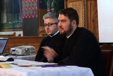 Preoții din protopopiatul Gherla, reuniți în ședință
