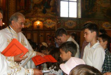 Ziua Copilului, serbată în parohia Dej II
