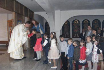 """Ziua copilului, la biserica """"Schimbarea la Faţă"""" din Cluj-Napoca"""