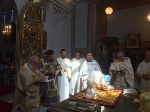 Liturghie Arhiereasca la Helsinki 1