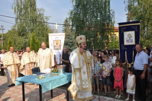 Resfintirea bisericii din Nusfalau 5
