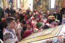 """Hramul Bisericii ,,Sfântul Ierarh Nicolae"""" din Nimigea de Sus"""