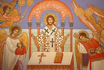 <span style='color:#B00000  ;font-size:14px;'>Catehism. ABC-ul credinţei (Pr. Cătălin Pălimaru)</span> <br> Liturghia şi viaţa duhovnicească 1</p>