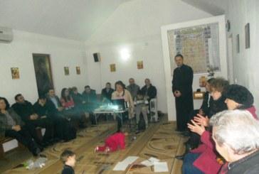 """O seară dedicată familiei, în parohia """"Sf. Ap. și Ev. Marcu"""" din Florești"""