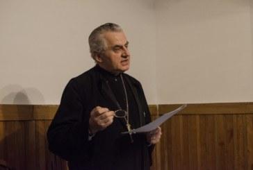 Despre Episcopul Nicolae Ivan, în ședința preoților din protopopiatul Cluj I