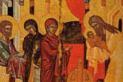 <span style='color:#B00000  ;font-size:14px;'>Protos. Simeon Pintea</span> <br> Rugăciunile la a patruzecea zi după naştere</p>