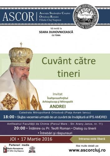 IPS Andrei - Pr. Teofil Roman PPT
