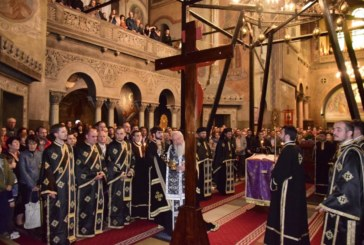 Joia Patimilor, la Catedrala Mitropolitană din Cluj-Napoca