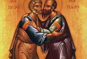 Agenda Ierarhilor din Mitropolia Clujului, de praznicul Sfinților Apostoli Petru și Pavel