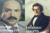 <span style='color:#B00000  ;font-size:14px;'>Alfabetul artei</span> <br> George Constantin și Frédéric Chopin</p>