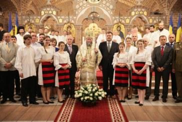 Preasfinţitul Iustin Sigheteanul, la ceas aniversar