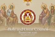 <span style='color:#B00000  ;font-size:14px;'>Biserică și societate</span> <br> Sinodul Panortodox din Creta</p>