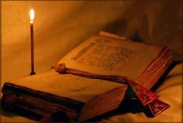 <span style='color:#B00000  ;font-size:14px;'>Bătrânul Ieronim</span> <br> Nevoia de a citi evanghelia</p>