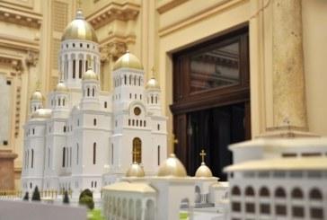Susține şi tu construirea Catedralei Naționale, prin SMS la 8822!