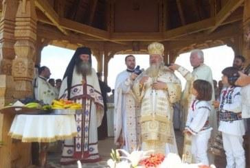"""Mii de pelerini, la Hramul Mănăstirii """"Sf. Prooroc Ilie Tesviteanul"""" de la Nușeni"""