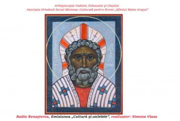 """<span style='color:#B00000  ;font-size:14px;'>Cultură și societate</span> <br> Asociaţia Ortodoxă Social-Misionar-Culturală pentru Rromi """"Sfântul Moise Arapul""""</p>"""