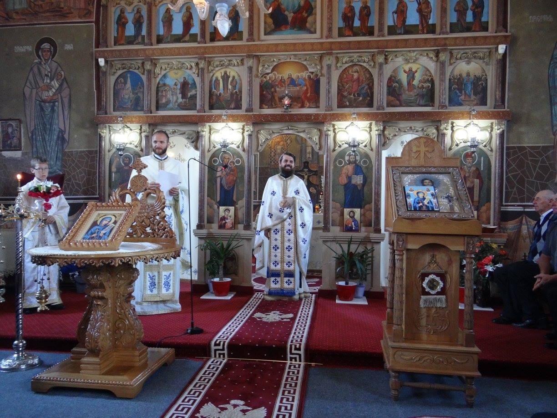 Duminica a X-a după Rusalii, zi de mare bucurie pentru creștinii din Corvinești