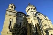 """<span style='color:#B00000  ;font-size:14px;'>Mărturii din viața monahală</span> <br> Catedrala """"Adormirea Maicii Domnului"""" din Cluj-Napoca</p>"""
