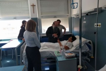 Slujbă de pomenire pentru victimele cutremurului din Italia, săvârșită de PS Siluan, Episcopul Ortodox Român al Italiei