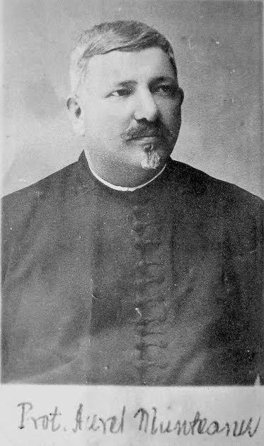 Părintele protopop Aurel Munteanu