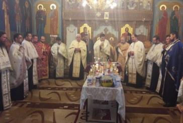 Cerc pastoral la Mogoșeni