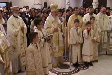 """Sfințirea Bisericii """"Sfântul Dimitrie, Izvorâtorul de Mir"""" din Cluj-Napoca"""