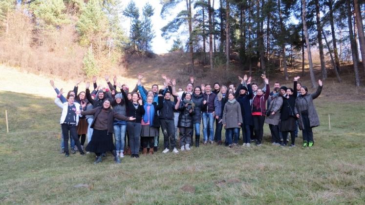 Tabără pentru voluntarii din asociaţiile de tineret clujene