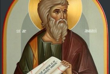 Agenda Ierarhilor din Mitropolia Clujului, de praznicul Sfântului Apostol Andrei, Ocrotitorul României