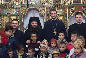 A treia zi de Crăciun, prilej de mare bucurie pentru credincioșii parohiei Ciceu-Giurgești