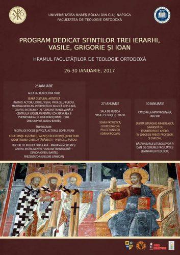 Hramul Facultății de Teologie Ortodoxă din Cluj-Napoca