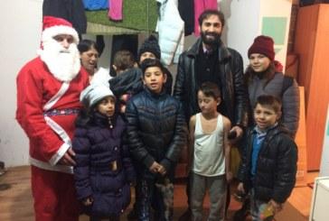"""Încheierea manifestărilor sub genericul """"Caravana de Crăciun a copiilor și tinerilor rromi """""""