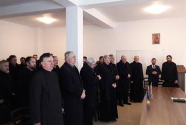 Ședință administrativă a preoților din Protopopiatul Ortodox Dej