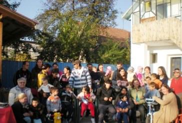 """REPORTAJ: Centrul """"Acoperământul Maicii Domnului"""" din Cluj-Napoca"""
