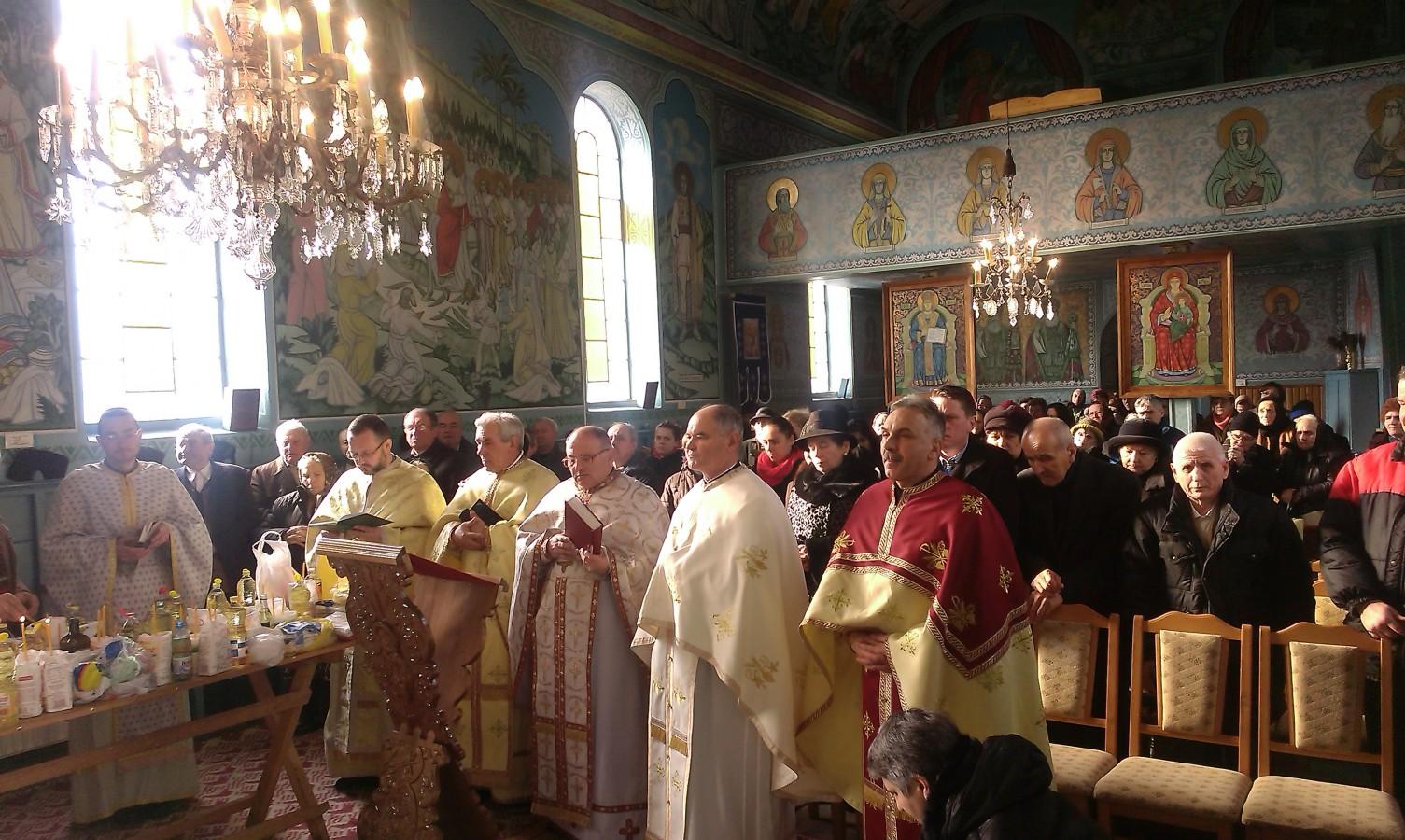 Cerc pastoral la parohia ortodoxă română Mociu I