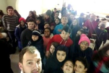 47 de copii din Dej, în tabără la Sângeorz-Băi