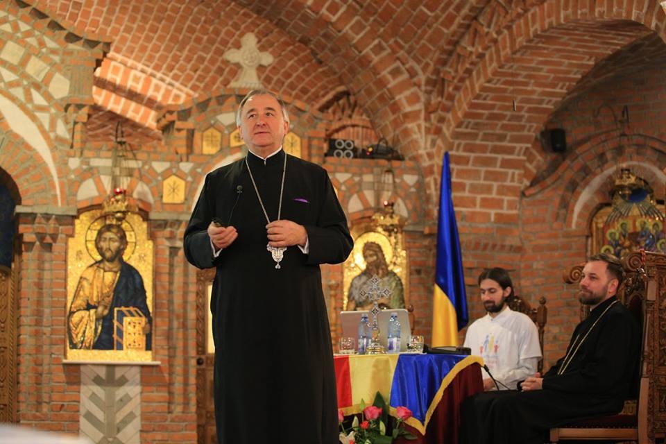 """Conferința AGAPE """"Procesul lui Iisus- din trecut și de azi"""", în Săptămâna Patimilor"""