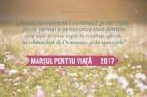Precizări privind organizarea și desfășurarea Marșului pentru viață din ziua de 25 martie 2017