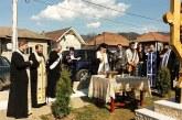 """ÎPS Andrei a binecuvântat noua Troiță ridicată la Centrul pentru vârstnici """"Sfinții Ioachim și Ana"""""""