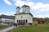 Hramul Mănăstirii de la Salva