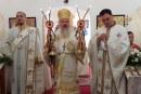 """Hramul Parohiei """"Intrarea Domnului Ierusalim"""" din localitatea Florești"""
