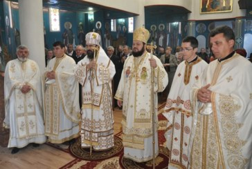 """Zi de sărbătoare la biserica cu hramurile """"Sfântul Ierarh Nicolae"""" și """"Sfântul Apostol Toma"""" din Zalău"""