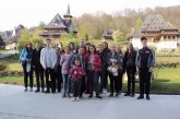 Activități cu tineri, în Parohia Corpadea