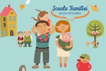 """<span style='color:#B00000  ;font-size:14px;'>în cadrul proiectului """"Şcoala Familiei""""</span> <br> Conferinţa """"Parenting, antiparenting şi educaţie pentru părinţi"""" la Biserica Studenţilor</p>"""