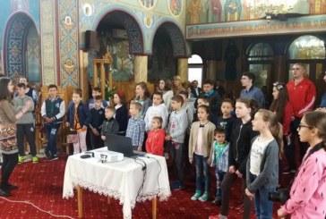 """Bucuria de a fi copil – """"Uniți în diversitate"""", la Parohia Ortodoxă  """"Sfânta Treime""""  din Bistrița"""