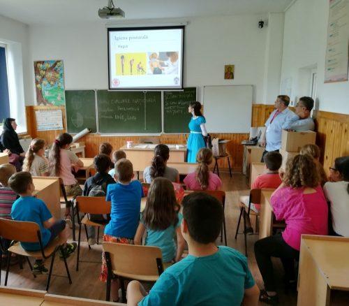 """O nouă acțiune în Proiectul """"Sănătate pentru sate"""" derulat în Arhiepiscopia Clujului"""