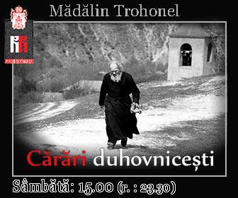 Arhim. Teofil Roman (prima parte)