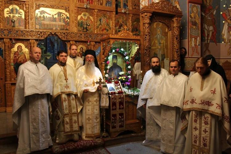 Sfântul Efrem cel Nou, cinstit la Cluj