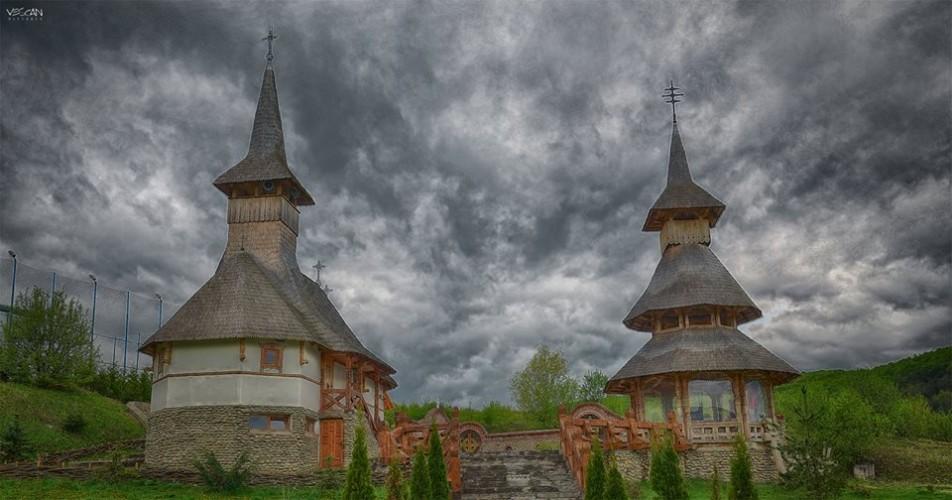 Invitat pr Marcel Agrișan, Cetatea Fetei, Florești, Cluj